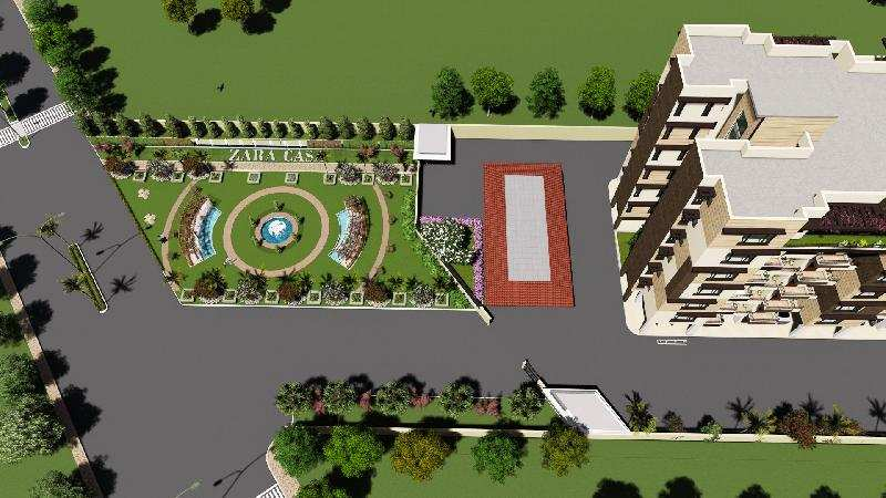 2 BHK Flats & Apartments for Sale in Kurali, Mohali - 1122 Sq.ft.