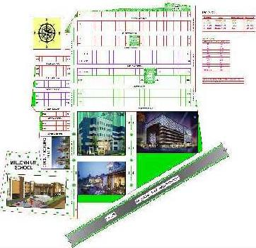 600 Sq.ft. Residential Plot for Sale in Faizabad Road, Lucknow