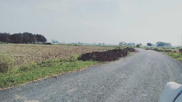 9 Bigha Industrial Land for Sale in Rania, Kanpur