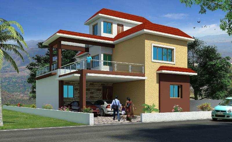 5 BHK Bungalows / Villas for Sale in Mahabaleshwar - 10000 Sq. Feet