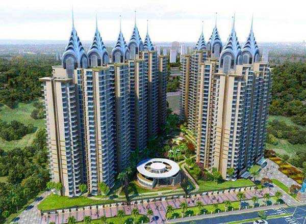 2 BHK Flats & Apartments for Sale in Greater Noida West, Greater Noida - 1050 Sq.ft.
