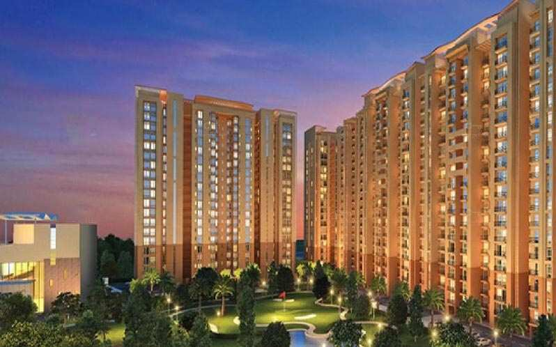 2 BHK Flats & Apartments for Sale in Nh 24 Highway, Ghaziabad - 880 Sq.ft.
