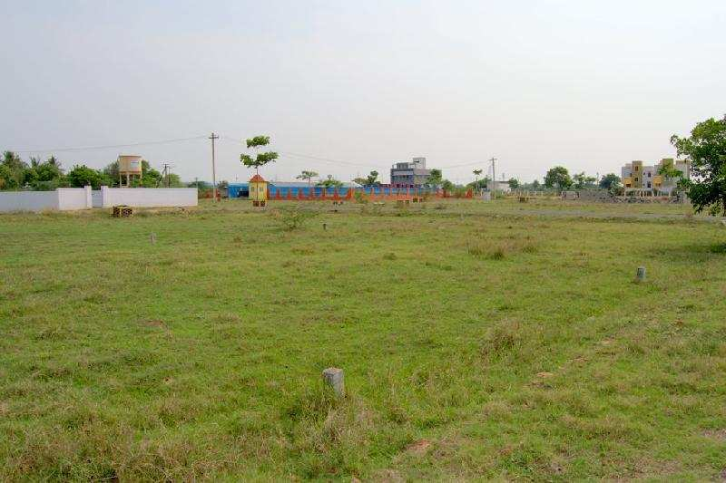 Residential Plot for Sale in Chennai Suburb - 1200 Sq.ft.