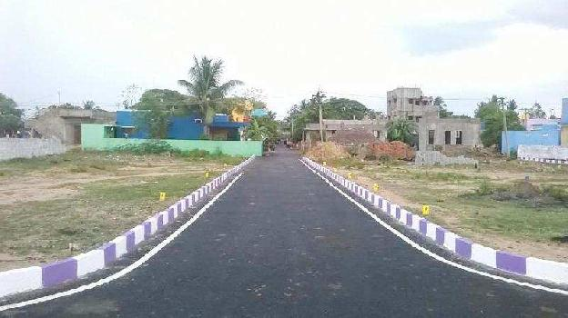 2000 Sq.ft. Residential Plot for Sale in Sunguvarchatram, Kanchipuram