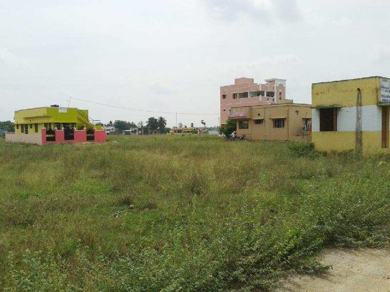 Residential Plot for Sale in Chennai Suburb - 2400 Sq.ft.