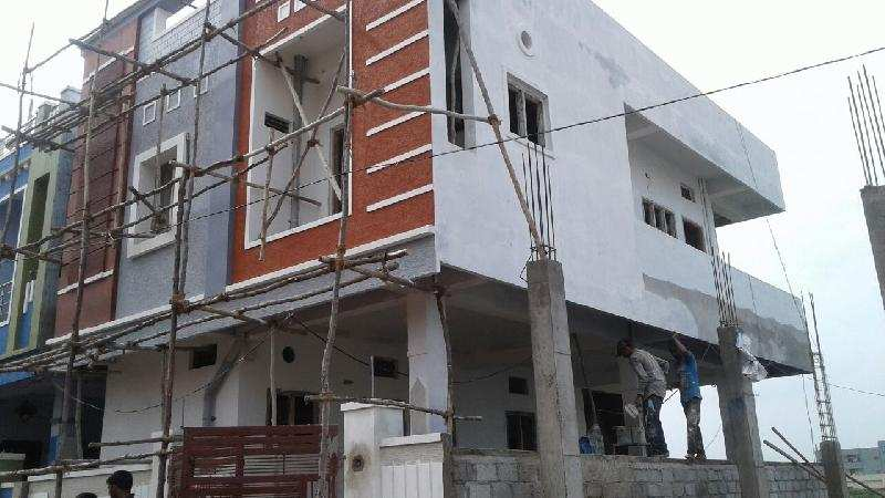 2 BHK Individual House for Sale in Boduppal, Hyderabad - 105 Sq. Yards