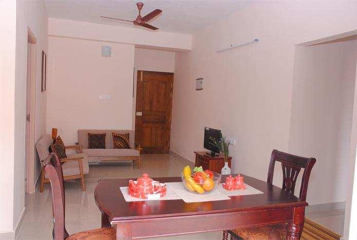 2 BHK Flats & Apartments for Rent in Thirunagar, Madurai - 800 Sq. Feet