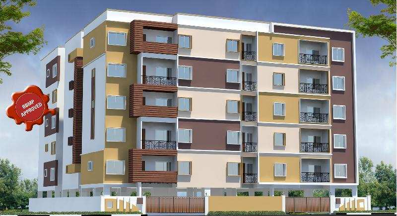 2 BHK Flats & Apartments for Sale in Kanakapura, Bangalore - 10750 Sq. Feet