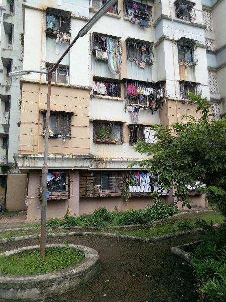 1 BHK Flats & Apartments for Sale in Borivali, Mumbai - 270 Sq.ft.