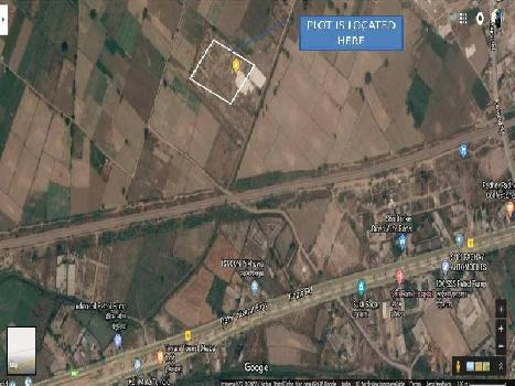 200 Sq. Yards Residential Plot for Sale in Pilkhuwa, Hapur