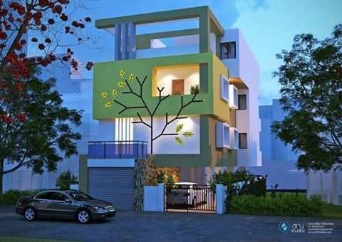 2 BHK 950 Sq.ft. Residential Apartment for Sale in Arjun Nagar, Amravati