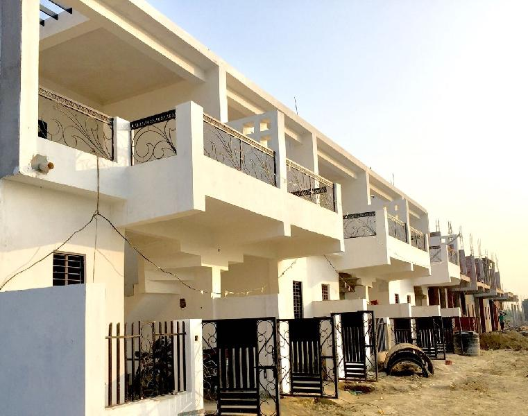 2 bhk society housing for sale in kursi road lucknow for Home architecture in lucknow