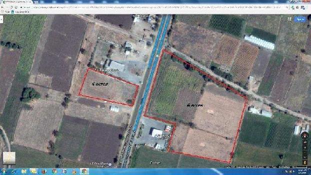 100000 Sq.ft. Industrial Land for Rent in Newasa, Ahmednagar