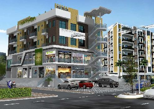 112 Sq.ft. Commercial Shop for Sale in Rajaji Puram, Lucknow