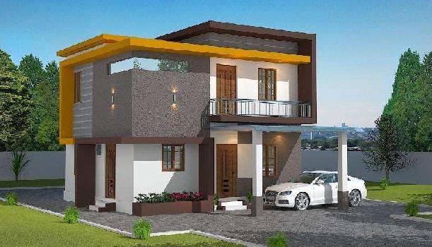 3 BHK 1500 Sq.ft. House & Villa for Sale in Chandranagar, Palakkad