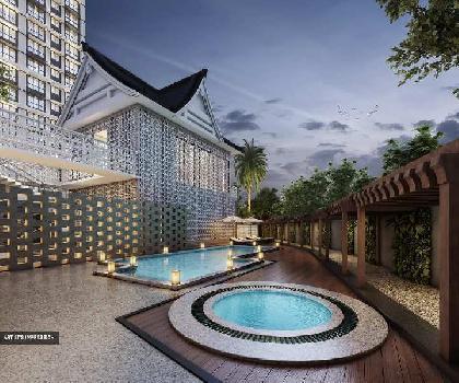 2 BHK 800 Sq.ft. Residential Apartment for Sale in Kanjurmarg East, Mumbai