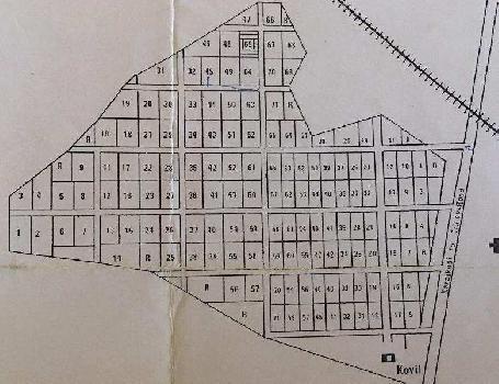 2204 Sq.ft. Residential Plot for Sale in Vallal Pari Nagar, Kanchipuram