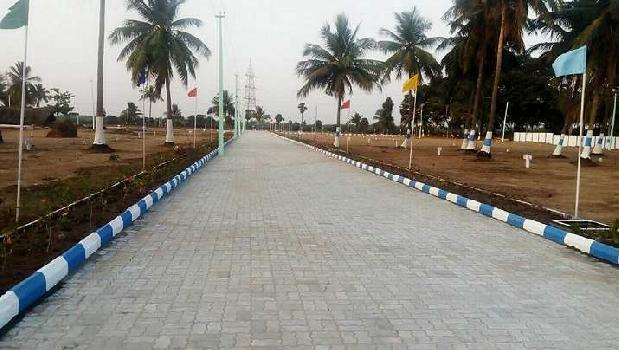 2400 Sq.ft. Residential Plot for Sale in Puttuthakku, Vellore