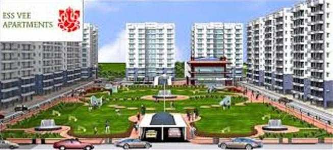3 BHK Flats & Apartments for Sale in Panchkula Urban Estate - 1680 Sq.ft.