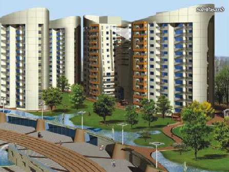 3 BHK Flats & Apartments for Sale in Panchkula Urban Estate - 1850 Sq.ft.