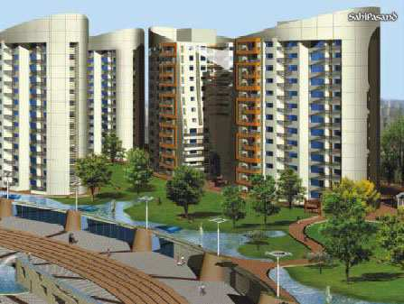 4 BHK Flats & Apartments for Sale in Panchkula Urban Estate - 1850 Sq.ft.