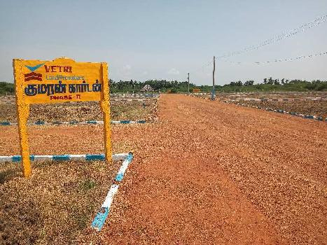 1000 Sq.ft. Residential Plot for Sale in Periyapalayam, Chennai