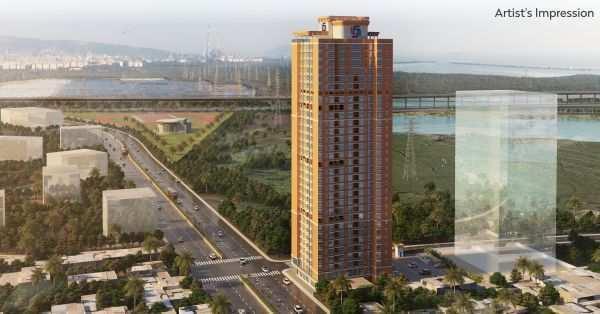 1 RK 214 Sq.ft. Builder Floor for Sale in Wadala, Mumbai