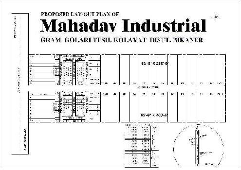 21554 Sq.ft. Commercial Shop for Sale in NH 15, Bikaner