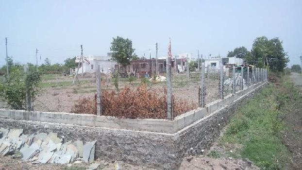 8000 Sq.ft. Residential Plot for Sale in Pawanar Wardha