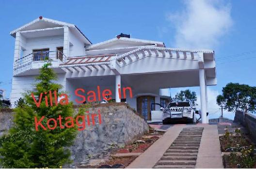 3 BHK 2000 Sq.ft. House & Villa for Sale in Kotagiri, Nilgiris
