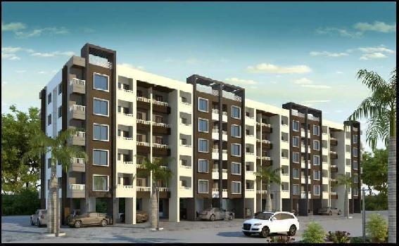 2 BHK 1100 Sq.ft. Residential Apartment for Sale in Ajwa Road, Vadodara