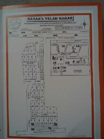 600 Sq.ft. Residential Plot for Sale in Chennai Trichy Highway