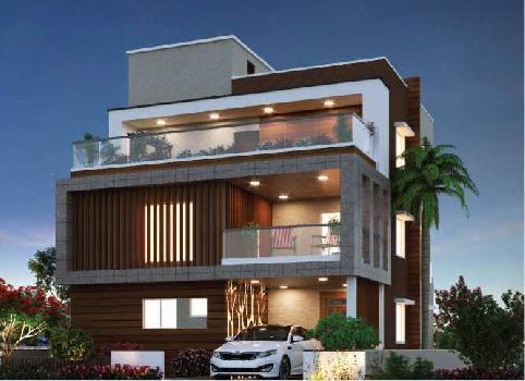 4 BHK 1330 Sq.ft. House & Villa for Sale in Ramavarappadu Rng, Vijayawada