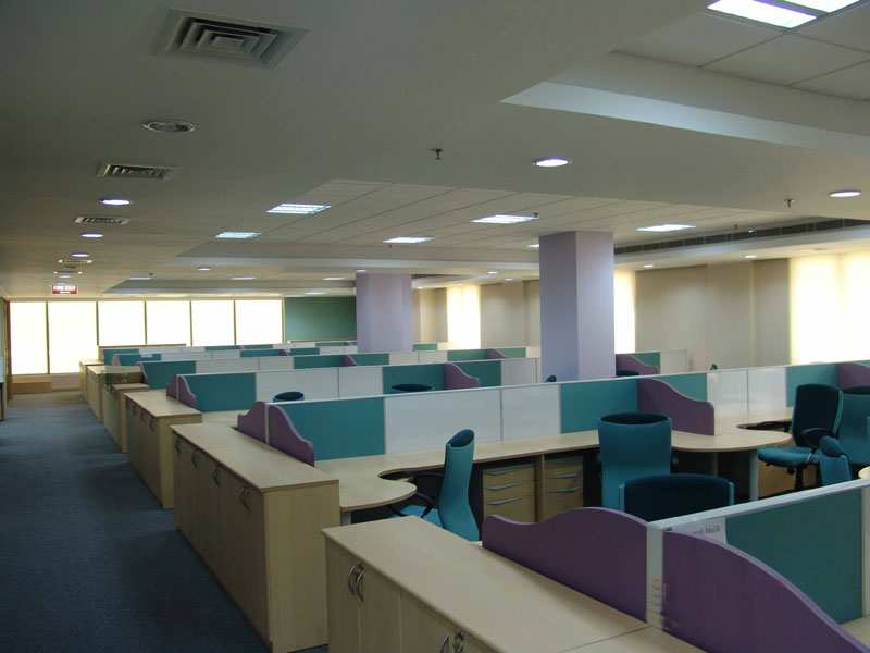 3500 Sq. Feet Office Space for Rent in Ashram Road, Ahmedabad West - 3500 Sq.ft.