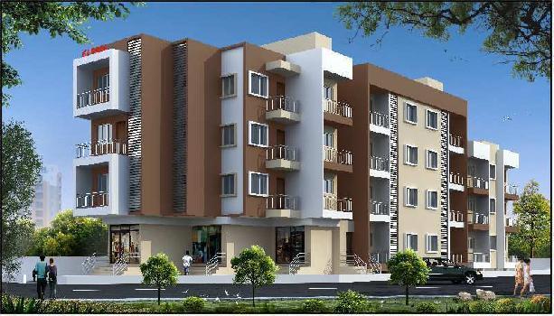 2 BHK 950 Sq.ft. Residential Apartment for Sale in Vyankatesh Nagar, Sangli