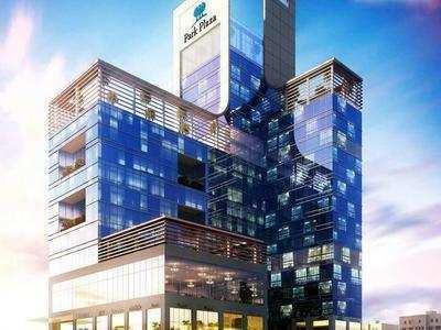 825 Sq.ft. Office Space for Sale in Alpha 1, Greater Noida
