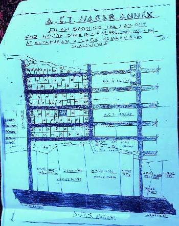 4800 Sq.ft. Residential Plot for Sale in Aniyapuram, Namakkal