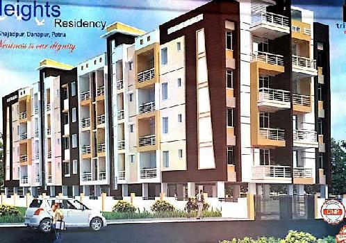 3 BHK 1016 Sq.ft. Residential Apartment for Sale in Gola Road, Patna