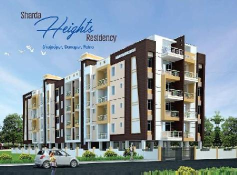 3 BHK 1254 Sq.ft. Residential Apartment for Sale in Danapur, Patna
