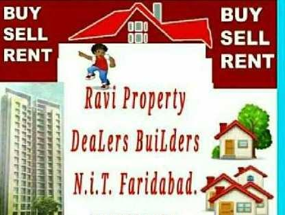 1 BHK 600 Sq.ft. Builder Floor for Sale in New Industrial Township, Faridabad