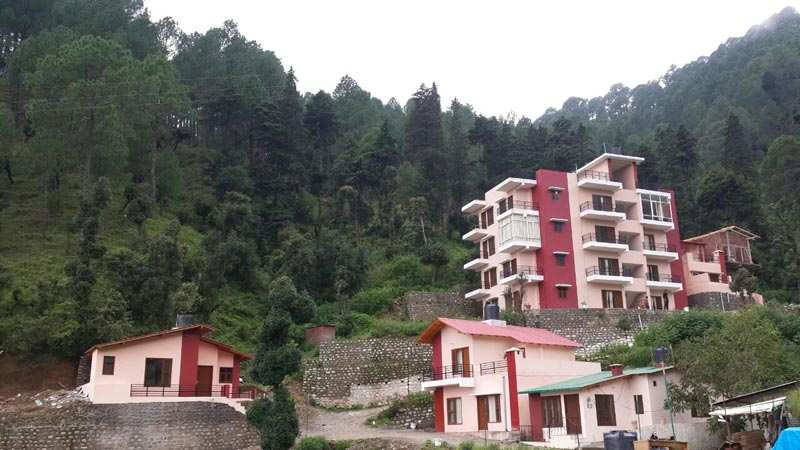 1 BHK Flats & Apartments for Sale in Bhowali, Nainital - 700 Sq.ft.