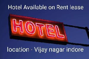6000 Sq.ft. Hotels for Rent in Vijay Nagar, Indore