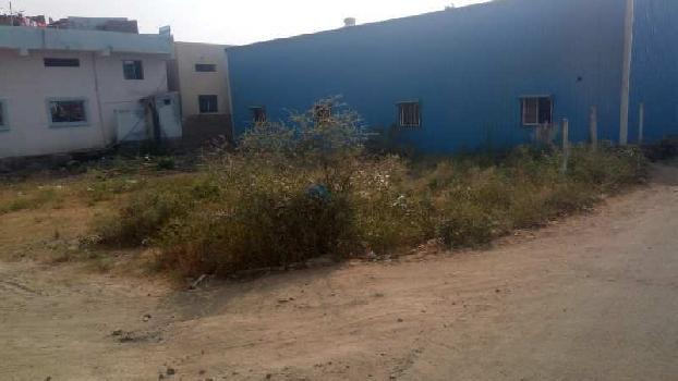 4235 Sq.ft. Industrial Land for Sale in Waluj, Aurangabad