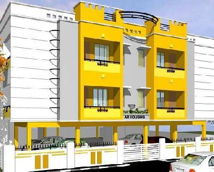 2 BHK 874 Sq.ft. Residential Apartment for Sale in Madipakkam, Chennai