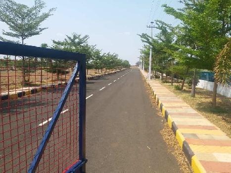 120 Sq. Yards Residential Plot for Sale in Medhchal, Secunderabad