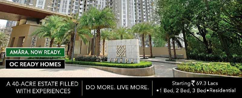 2 BHK 1050 Sq.ft. Residential Apartment for Rent in Dhokali, Thane