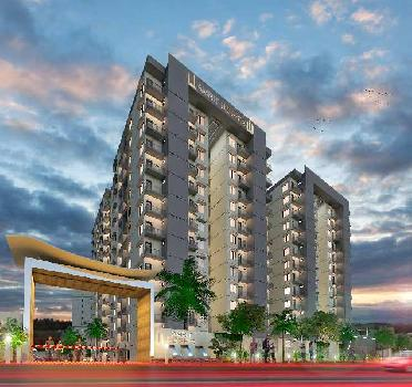 2 BHK 944 Sq.ft. Residential Apartment for Sale in Sushant Golf City, Lucknow