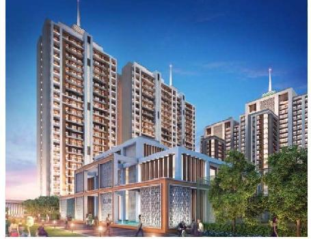 3 BHK 1375 Sq.ft. Residential Apartment for Sale in Gomti Nagar, Lucknow