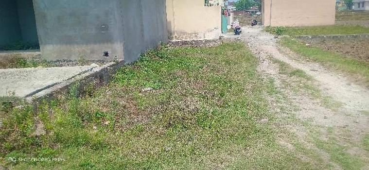 290 Sq. Yards Residential Plot for Sale in Dhalwala, Rishikesh
