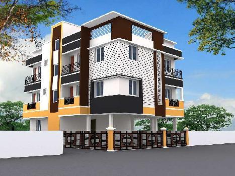 2 BHK 842 Sq.ft. Builder Floor for Sale in Guduvancheri, Chennai